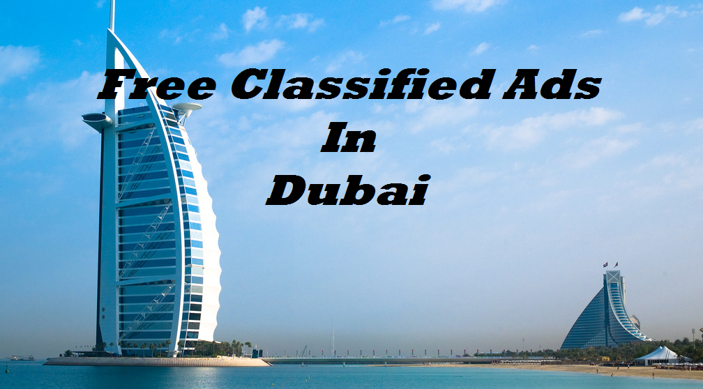 Free Classified Ads In Dubai