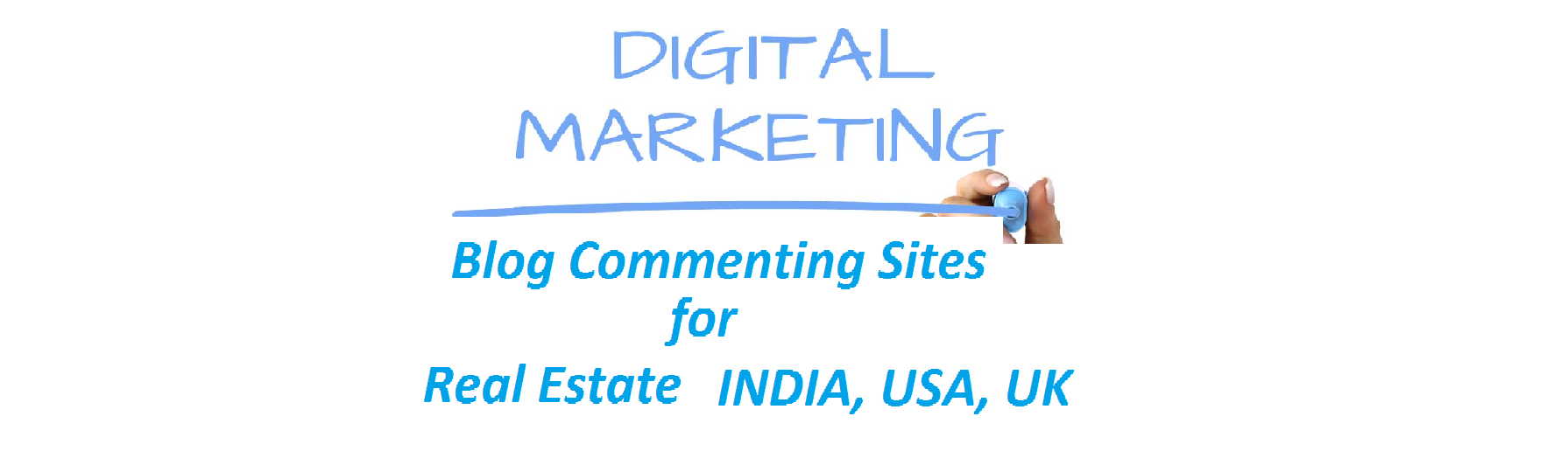 blog commenting sites for real estate