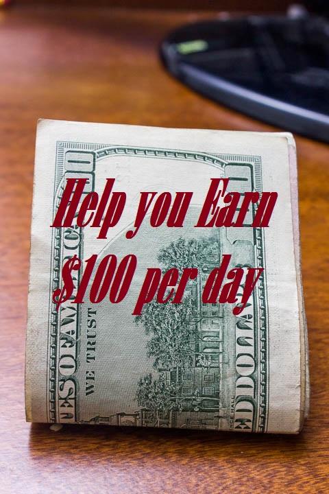 Help You Earn $100
