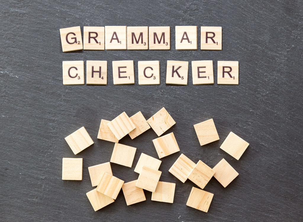 Grammer checker