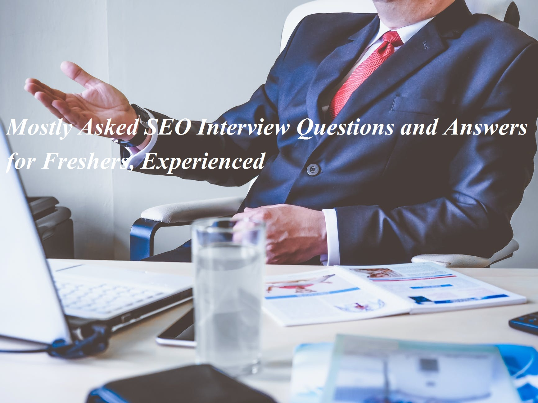SEO interview question