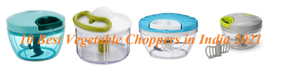 Vegetable Choppers in India