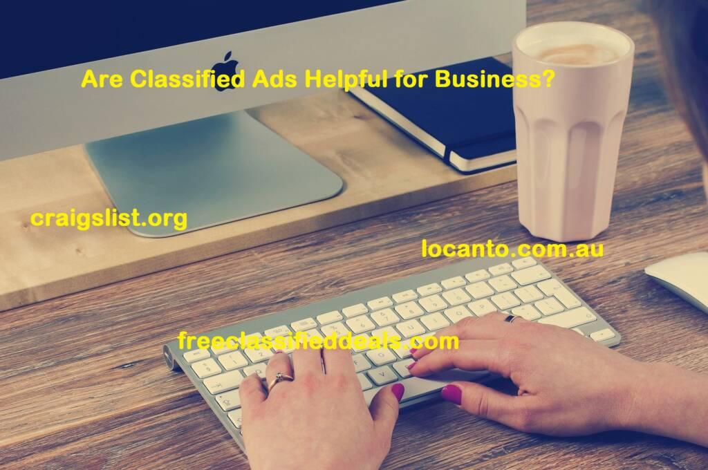 Free Classified Ads Sites Australia